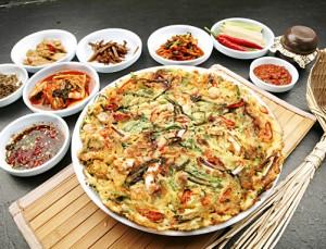 พิซซ่าเกาหลี
