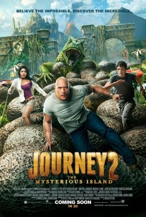 Journey 2 The Mysterious Island เจอร์นี่ย์ 2 พิชิตเกาะพิศวงอัศจรรย์สุดโลก