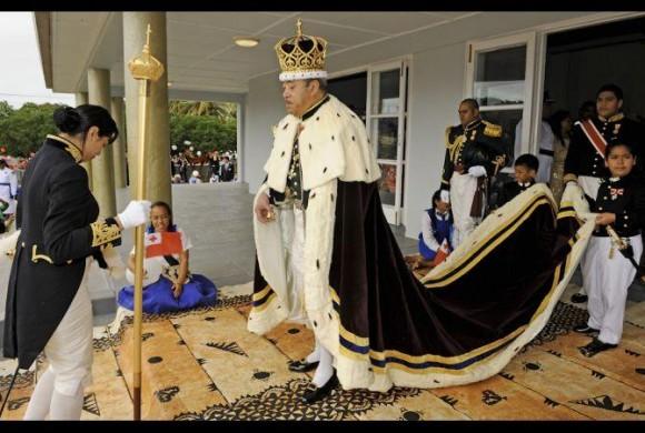กษัตริย์จอร์จ ตูปู