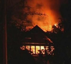 ไฟไหม้บ้านพักเสี่ยตา ปัญญา