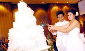 งานแต่ง จา พนม