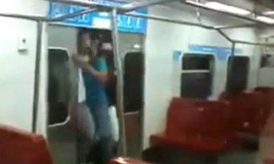 คลิปขึ้นรถไฟฟ้าเวเนซุเอลา
