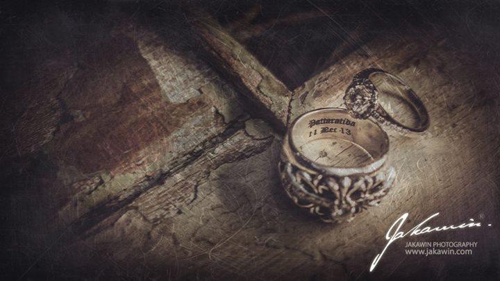 แหวนหมั้นโตโน่ แตงโม