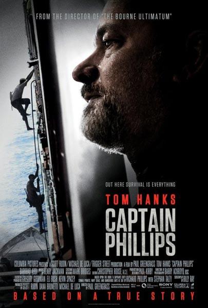 กัปตันฟิลิปส์ ฝ่านาทีระทึกโลก