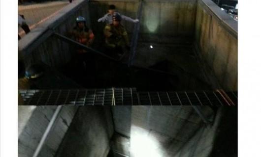 คลิป แฟนคลับตกปล่องระบายอากาศหลังปีนดูคอนเสิร์ต 4Minutes ตาย 16 บาดเจ็บอื้อ