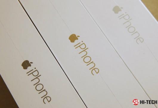 ราคาเปิดตัว iPhone 6 ในไทย