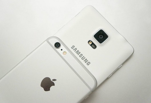 กล้อง Galaxy Note 4 จากซัมซุงและ iPhone 6 Plus ใครเจ๋งกว่ากัน