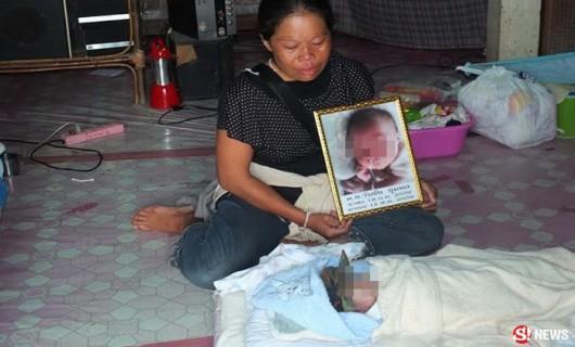 ทารกอายุ 1 เดือน พลิกนอนคว่ำ ขาดอากาศหายใจดับ