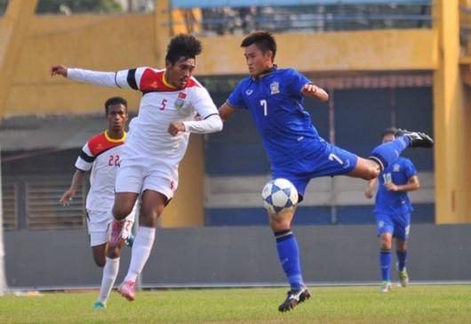 ช้างศึก เฉือน ติมอร์ 2-1 ลิ่วชิงฯ U19 อาเซียน