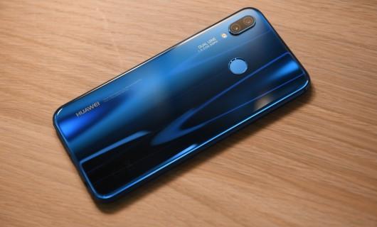 HUAWEI nova 3e สมาร์ทโฟนเพื่อการเซลฟี่