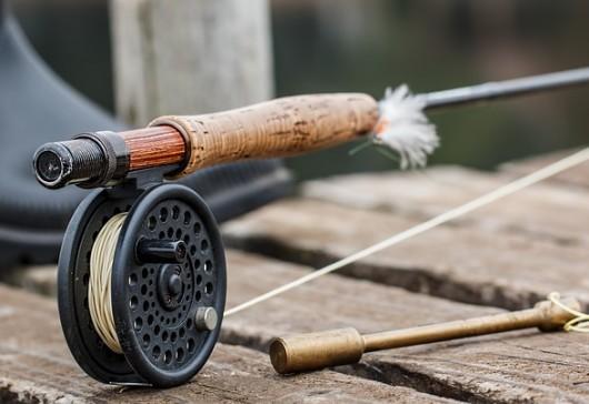 คันเบ็ดตกปลาอุปกรณ์สำคัญในการตกเหยื่อ